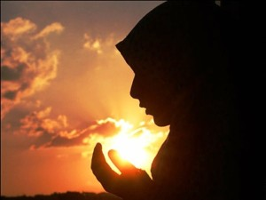 Berdoa Hingga Menangis